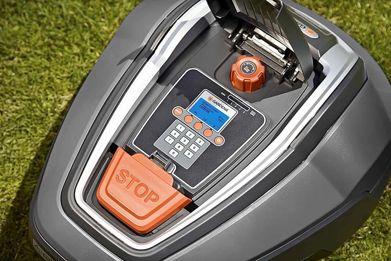 gardena r70li-2 | robotic & cordless lawn mower reviews