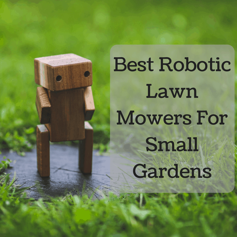 the best robotic mowers for small gardens. Black Bedroom Furniture Sets. Home Design Ideas