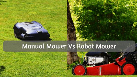 Robot Lawn Mower Comparison