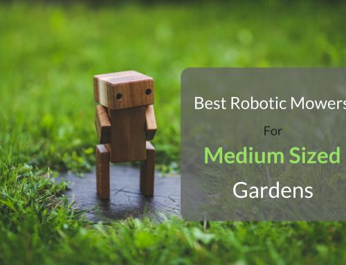 The Best Robotic Mowers For Medium Sized Gardens