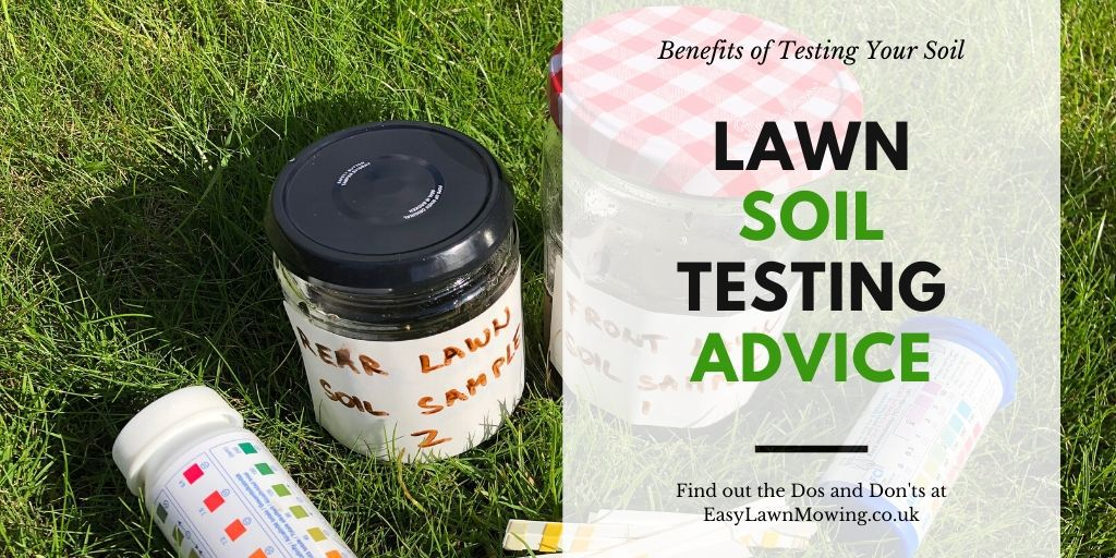 Lawn Soil Testing Advice
