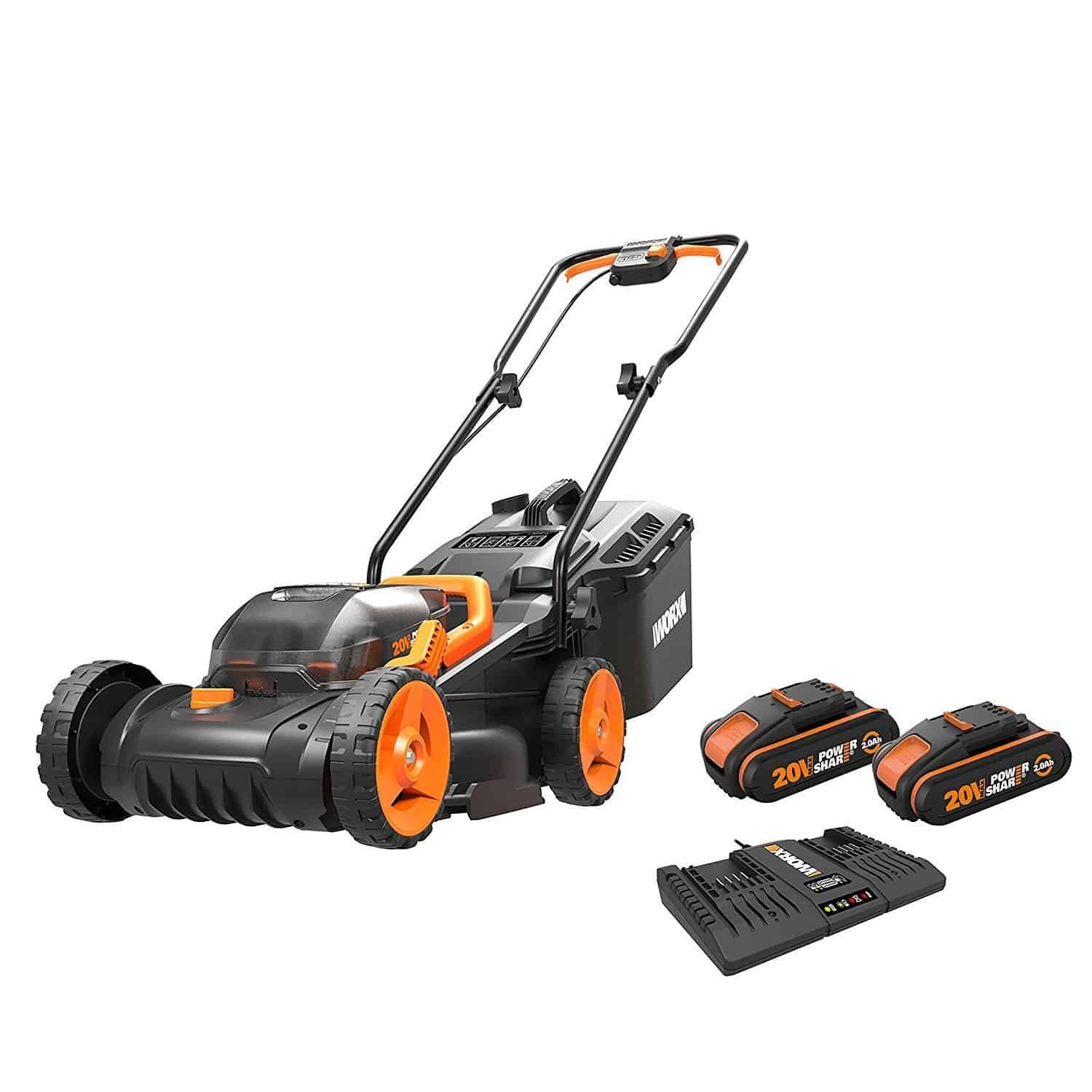 Cordless Lawn Mower Reviews 2018 Best Cordless Lawn Mowers