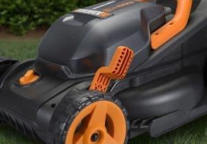wg779 mower adjustment