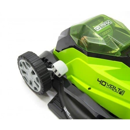 Greenworks 40v 35cm blade height