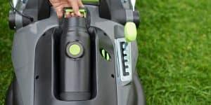 gtech mower battery
