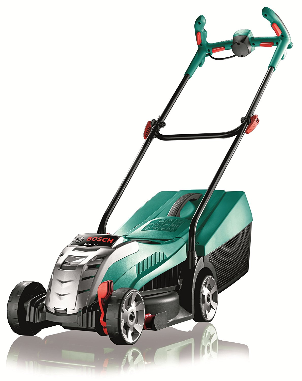 Bosch Rotak 32 LI Ergo-Flex Cordless Lawnmower Review