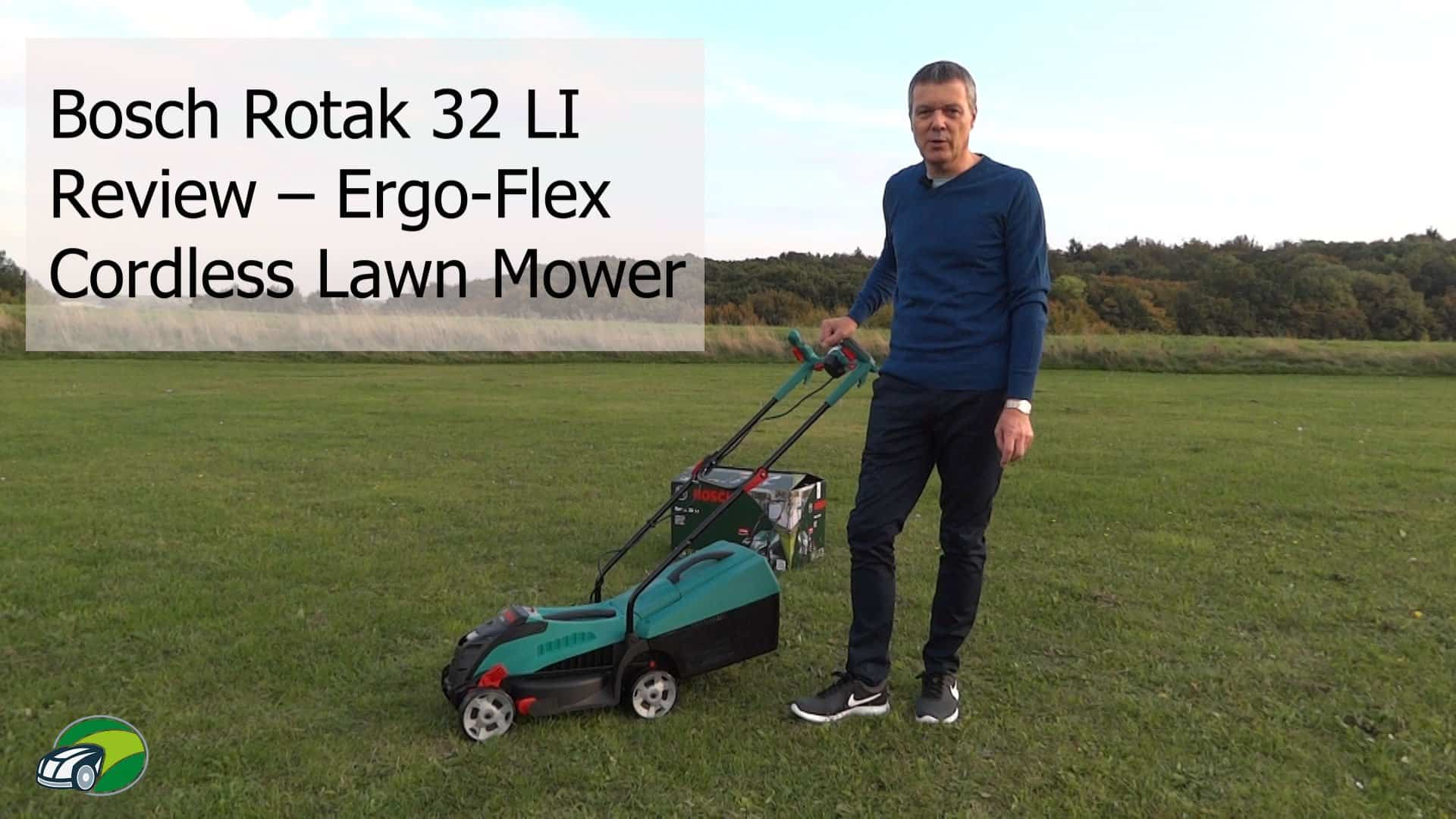 Bosch-Rotak-32-Li Review