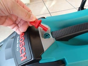 Bosch 32 li Saftey Plug
