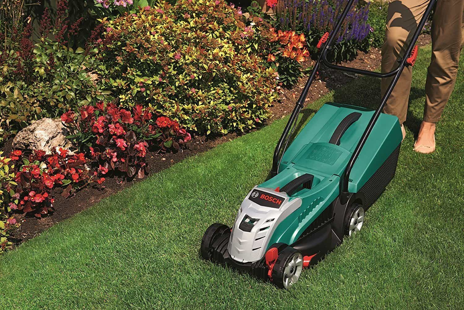 bosch rotak 32 li review robotic cordless lawn mower reviews. Black Bedroom Furniture Sets. Home Design Ideas
