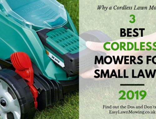 The Best Cordless Battery Lawn Mowers Reviews UK 2019