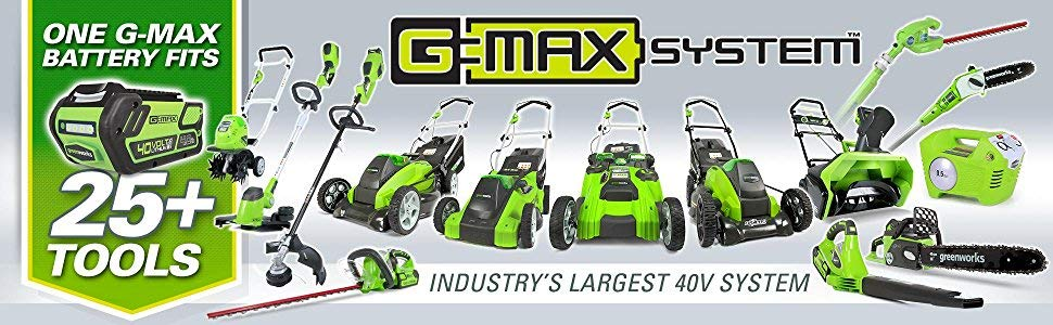 G-MAX Batteries