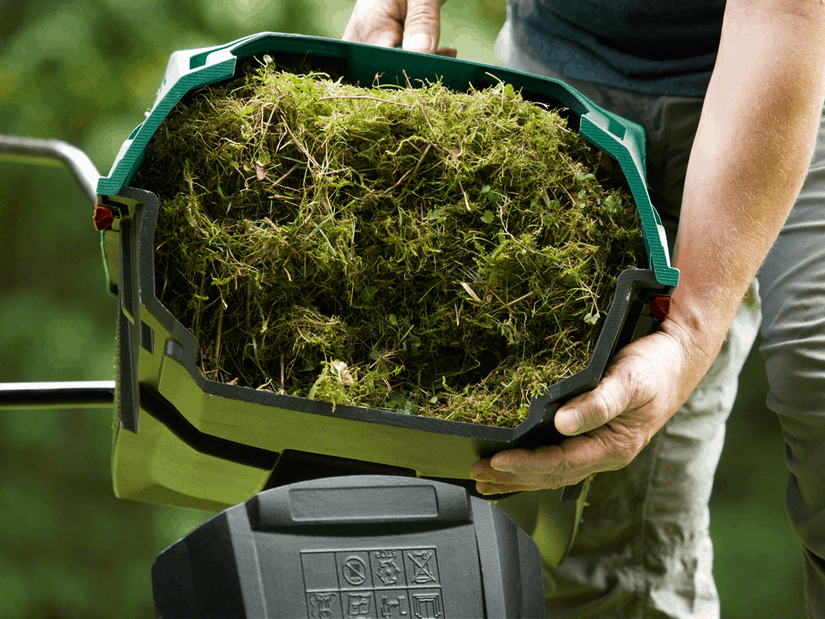 Bosch ALR 900 Grass Box