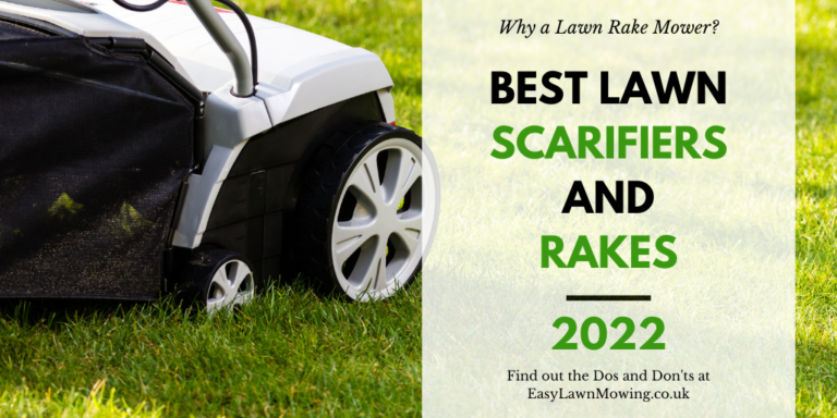 Best Lawn Scarifier Reviews