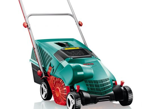 Bosch AVR 1100 Review – Electric Lawn Raker, 1100 W