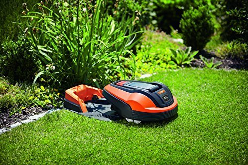 Robotic Amp Cordless Lawn Mower Reviews Easy Lawn Mowing
