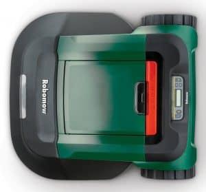 Robomow 635 Pro SX top