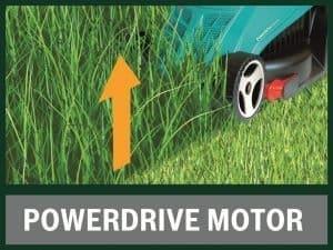 Bosch Rotak 32l Power Drive