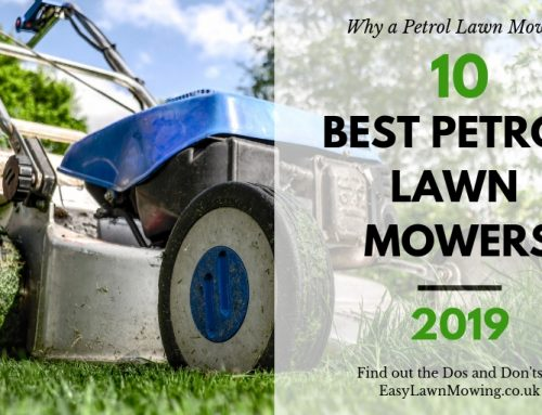 10 Best Petrol Lawn Mowers UK [UPDATED 2019] – A Helpful Buyers Guide and Reviews