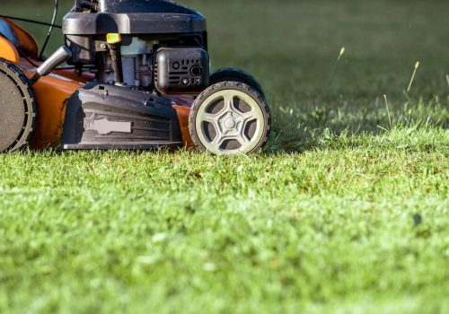 Petrol Mower Considerations