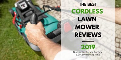 The Best Cordless Lawn Mowers for 2019