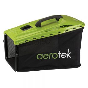 Aerotek Cordless Lawn Grass Box