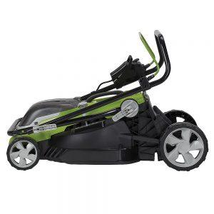 Aerotek Cordless Lawn Mower Practicalities