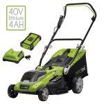 Aerotek Cordless Lawn Mower Review