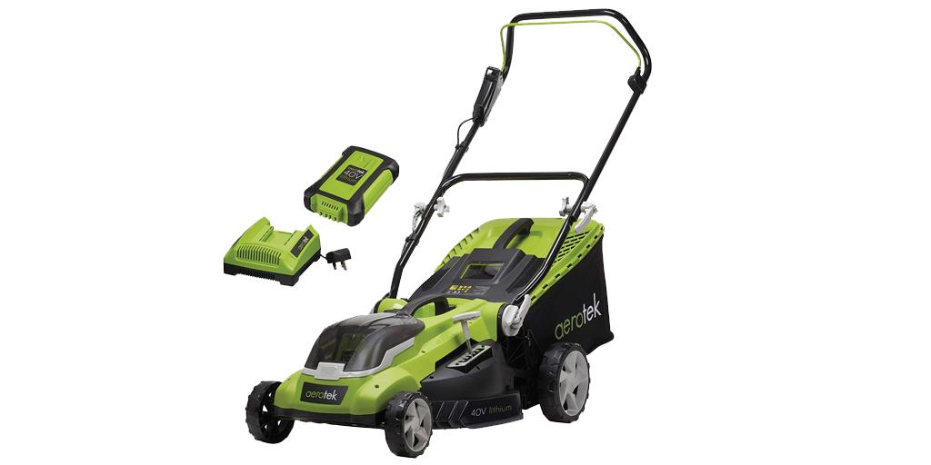 Aerotek Cordless Lawnmower