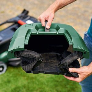 Bosch AdvancedRotak 650 Grass Box