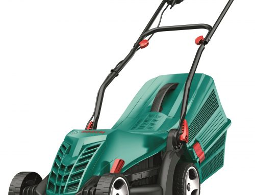 Bosch Rotak 34R Review – Electric Rotary Lawnmower
