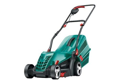 Bosch Rotak 34R Review - Electric Rotary Lawn mower