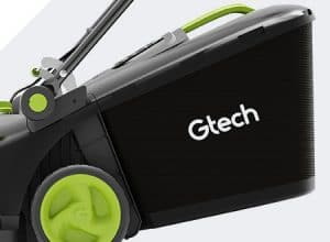 Gtech Cordless Lawnmower 2.0 Grass Box