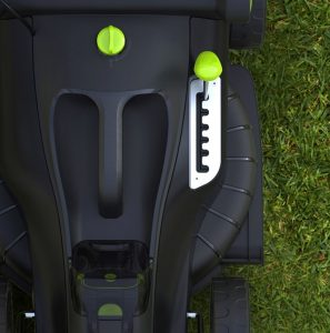 Gtech Cordless Lawnmower Height