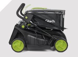 Gtech Cordless Lawnmower Practicalities