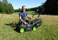 The Gtech Cordless Lawnmower 2.0 Review