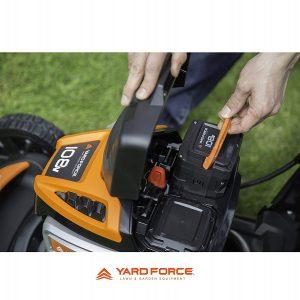 Yard Force 108V 46cm Battery
