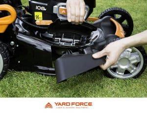 Yard Force 108V 46cm Mulching