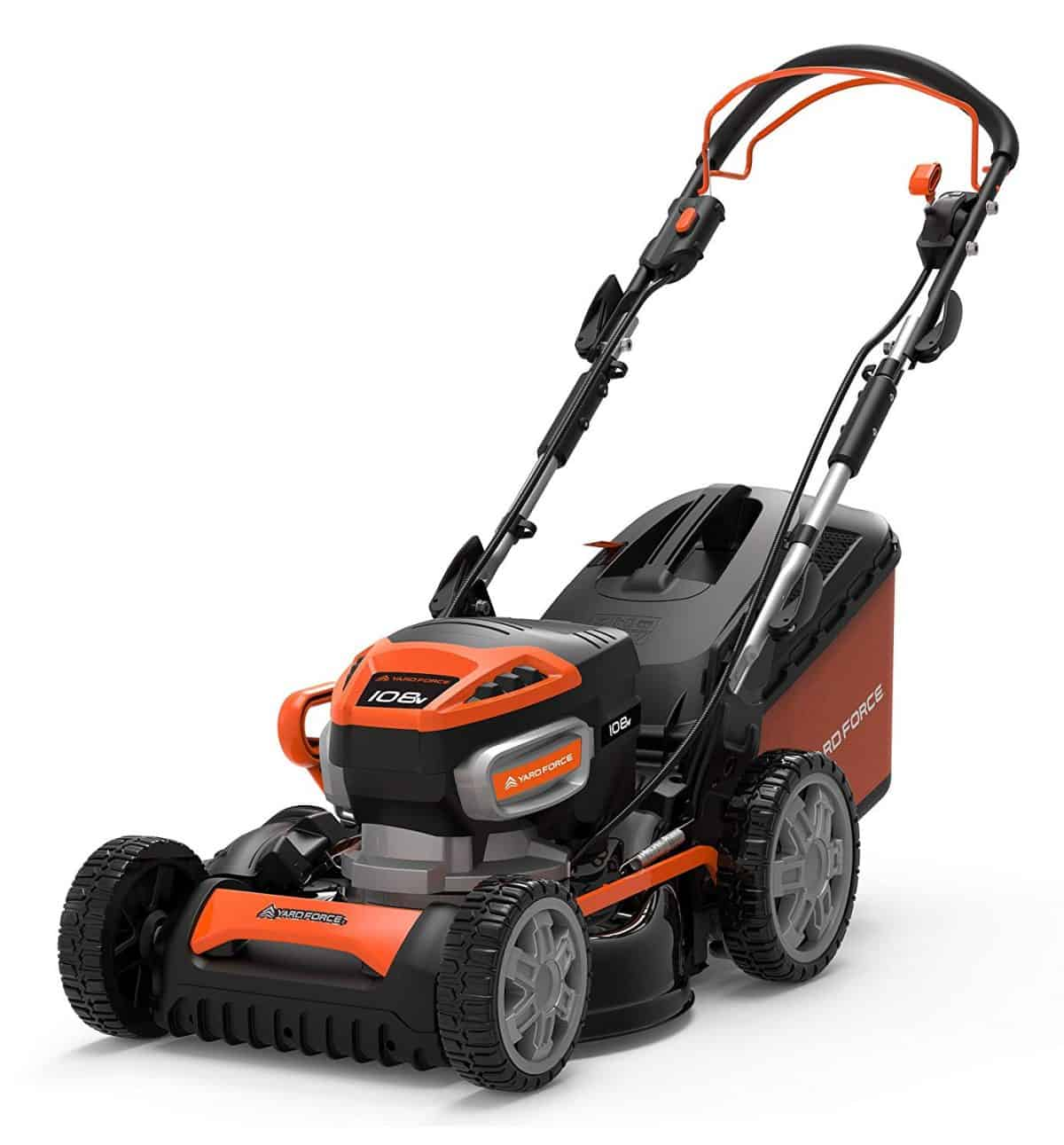 Yard Force 108v Li Review 2019 46cm Cordless Lawnmower