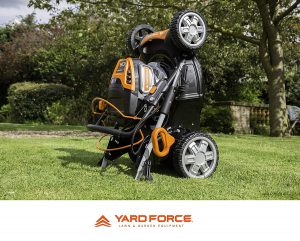 Yard Force 108V 46cm Storage