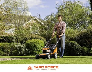 Yard Force 108V 46cm Working