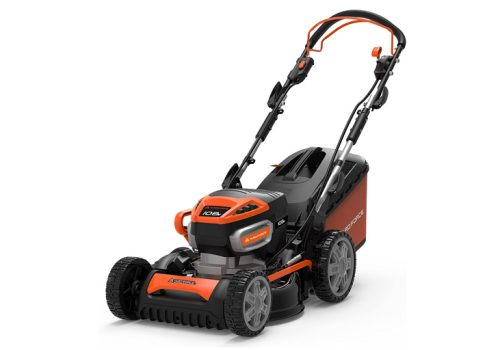 Yard Force 108V Li Review - 46cm Cordless Lawnmower LMT46