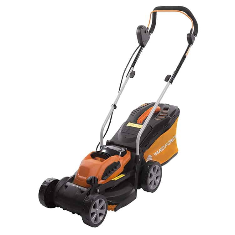 Yard-Force-32cm-Cordless-Rotary-Lawnmower