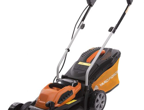 Yard Force 32cm Review 2019 – LM G32 Cordless Rotary Lawnmower with 40V Lithium-Ion