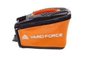 Yard Force 32cm Cordless Rotary Lawnmower Grass Box