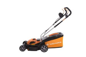 Yard Force 32cm Cordless Rotary Lawnmower Review