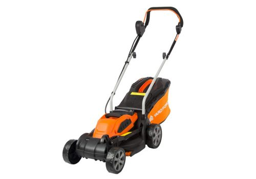 Yard Force 32cm Review - LM G32 Cordless Rotary Lawnmower 40V