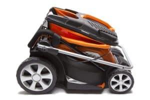 Yard Force 34cm Cordless Mower Practicalties