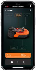 WORX WR130E S300 App