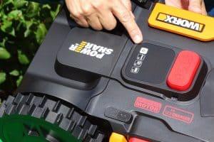 WORX WR130E S300 Control