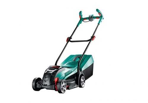 Bosch Rotak 32 LI Review - Ergo-Flex Cordless Lawn Mower